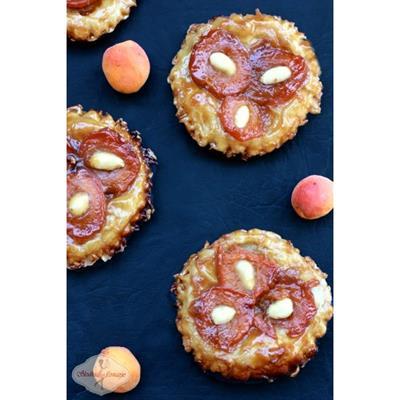 Ekspresowe ciastka z morelami i karmelem
