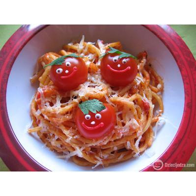 Wesołe spaghetti