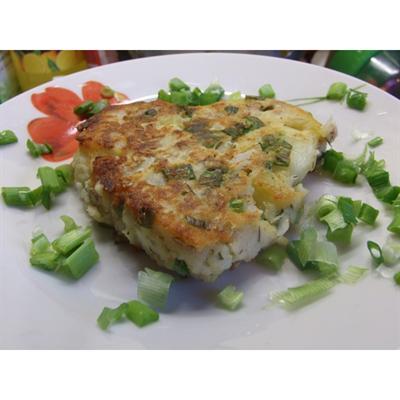 Kotleciki ziemniaczano-serowe