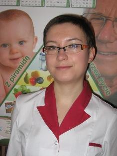 Alicja Hojda-Dumania dietetyk